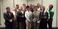 Delta Lambda Phi fraternity for gay, bisexual and progressive men recolonizes atSU